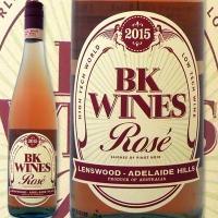 BKワインズ ロゼ 2015【オーストラリア】【ロゼ】【750ml】【ミディアムボディ】【辛口】【ピノ・ノワール】【MPCP_FD】