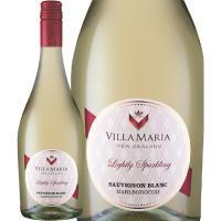ヴィラ・マリア・プライベート・ビン・ライトスパークリング・ソーヴィニヨン・ブラン【ニュージーランド】【白ワイン】【750ml】【ライトボディ】【辛口】【1~3営業日以内に出荷予定(土日祝除く)】