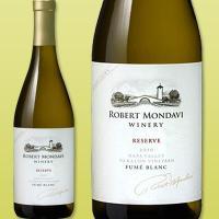 ロバート・モンダヴィ・リザーヴ・フュメ・ブラン2012【カリフォルニア】【アメリカ】【750ml】【辛口】【フルボディ】【Roet Mondavi】【白ワイン】