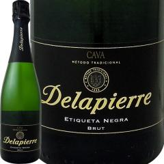 コドーニュ・デラピエ・ネグラ・ブリュット【スペイン】【スパークリングワイン】【750ml】【1~3営業日以内に出荷予定(土日祝除く)】