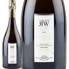 M.シャプティエ・ラ・ミューズ・ド・ワーグナーRW 2013フランス スパークリングワイン 750ml 辛口【1~3営業日以内に出荷予定(土日祝除く)】