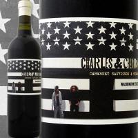 チャールズ・アンド・チャールズ・カベルネ・シラー 2015【アメリカ】【赤ワイン】【ワシントン】【750ml】【1~3営業日以内に出荷予定(土日祝除く)】