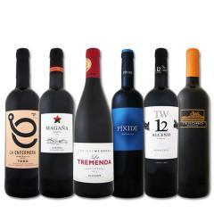 【送料無料】第26弾!すべてパーカー【90点以上】赤ワイン6本セット!【1~3営業日以内に出荷予定(土日祝除く)】