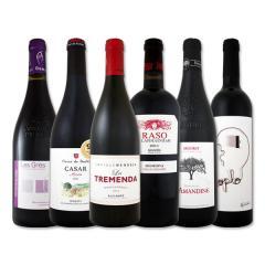 赤ワイン フルボディ セット 【送料無料】第63弾!すべてパーカー【90点以上】赤ワインセット 6本!【1~3営業日以内に出荷予定(土日祝除く)】