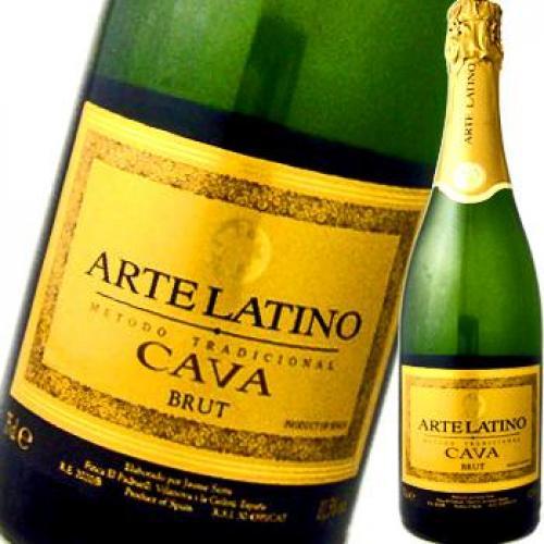 アルテラティーノ・カヴァ・ブリュット【スペイン】【白スパークリングワイン】【750ml】【ミディアムボディ寄りのライトボディ】【辛口】【1~3営業日以内に出荷予定(土日祝除く)】