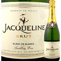 カミュ・ジャックリーヌ・ブリュット・ブラン・ド・ブラン【フランス】【白スパークリングワイン】【750ml】【辛口】【ダイアモンド・トロフィー】【サクラ・アウォード】【1~3営業日以内に出荷予定(土日祝除く)】