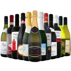 ワイン 【送料無料】第81弾!1本あたり665円(税別)!スパークリングワイン、赤ワイン、白ワイン!得旨ウルトラバリューワインセット 12本!【1~3営業日以内に出荷予定(土日祝除く)】