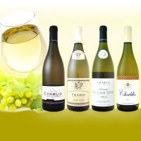 【送料無料】高級辛口ワインの代名詞「シャブリ」三昧!世紀の大当たり2015年ヴィンテージだけ4本セット!
