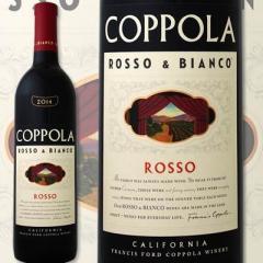 コッポラ・ロッソ2014【アメリカ 赤ワイン 750ml ミディアムボディ 辛口 カリフォルニア Coppola】| お酒 パーティー お祝い 景品