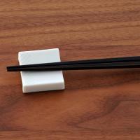 KEYUCA(ケユカ) 白磁箸置き ita