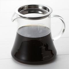 【Tポイント10倍】KEYUCA(ケユカ) Dorfe コーヒーサーバー 600 【キッチンタオルMP_GP】