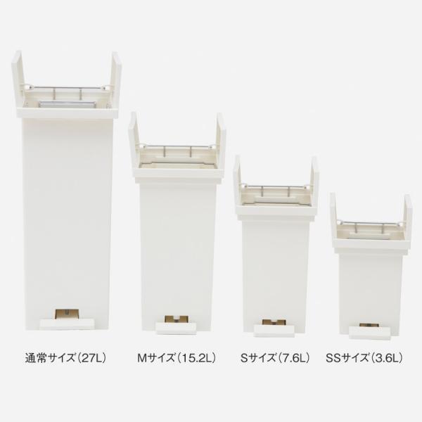 KEYUCA(ケユカ) arrots ダストボックス M