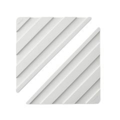 KEYUCA(ケユカ) Diarto 珪藻土マルチマット 2枚入 (グッドプライス)