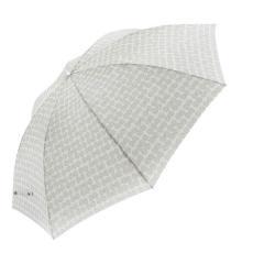 KEYUCA(ケユカ) 長傘 晴雨兼用 スクラッチドット グレー