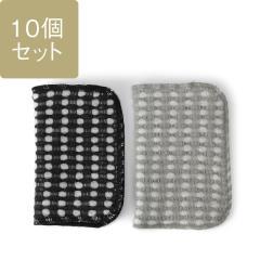 <LOHACO> KEYUCA(ケユカ) [10枚セット] socio 泡立ちクロススポンジ セット画像