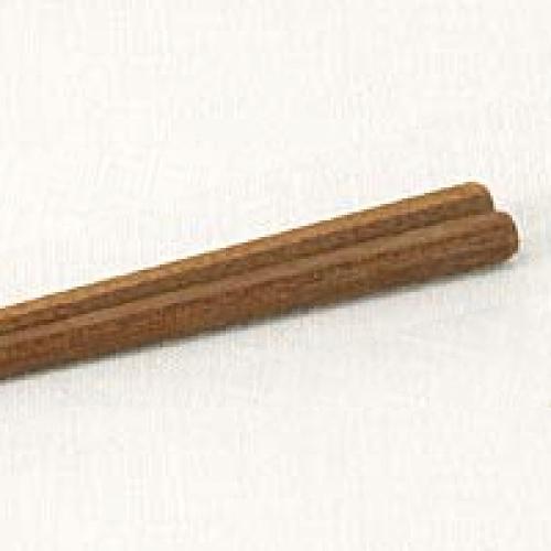 KEYUCA(ケユカ) ナチュラル箸 鉄(ダークブラウン)