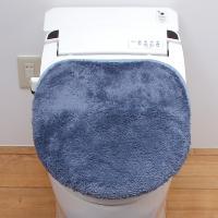 【ポイント10倍】KEYUCA(ケユカ) シャンカー 洗浄暖房用フタカバー ネイビー