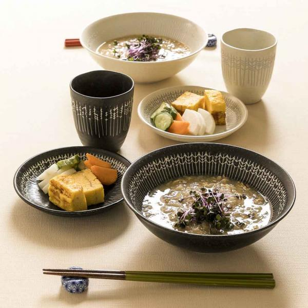 10%OFFクーポン対象商品 KEYUCA(ケユカ) [日本製 美濃焼] YABANE 湯呑み ホワイト クーポンコード:KZUZN2T
