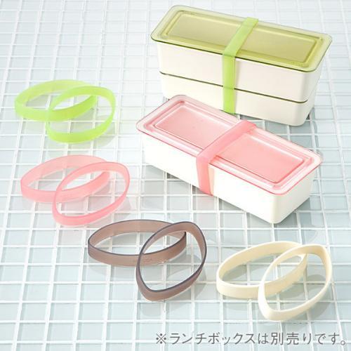 KEYUCA(ケユカ) シリコン バンド ピンク