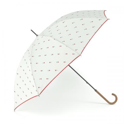 KEYUCA(ケユカ) 長傘 晴雨兼用ツインバード ネイビーブルー