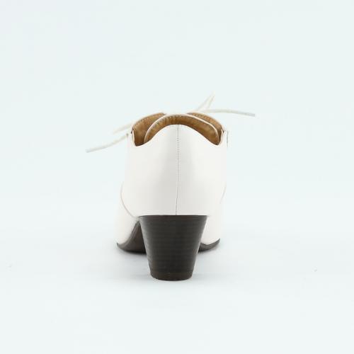 KEYUCA(ケユカ) Lace レインブーティ アイボリー 24.5cm