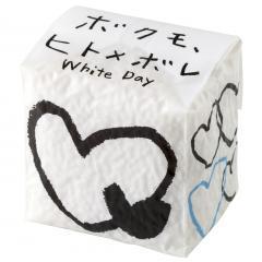 ホワイトデー限定キューブ米 「ボクモ、ヒトメボレ(29年産 宮城県産ひとめぼれ)」白米300g