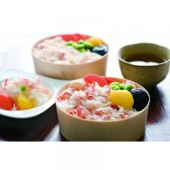 【配送料込】海鮮わっぱ飯詰合せ【札幌バルナバフーズ】