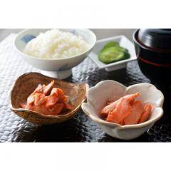 【配送料込】紅鮭粗ほぐし(本漬&塩麹漬)【札幌バルナバフーズ】
