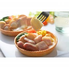 【配送料込】レンジで簡単 チーズフォンデュタルト【札幌バルナバフーズ】