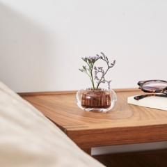 +d ミチクサ 栗 | 一輪挿し 花器 アッシュコンセプト