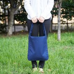 +d Topolopo Tote bag ネイビー | トポロポ トートバッグ
