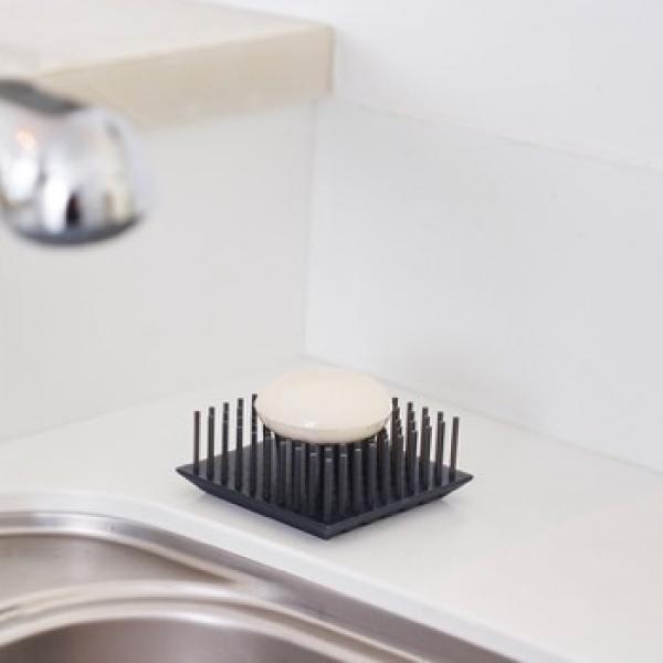 ツンツン オーシャングリーン | ソープディッシュ 石鹸置きアッシュコンセプト