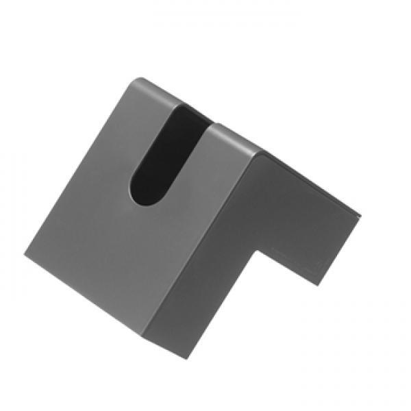 +d フォリオ ブラック |  ティッシュケース  アッシュコンセプト