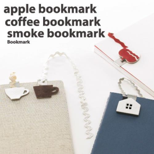 +d ブックマーク アップルブックマーク (グリーン) | アッシュコンセプト