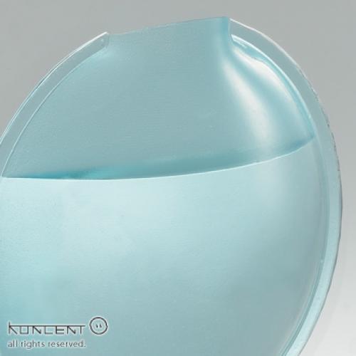 +d Kaki カキ ブルー | 一輪挿し 花器 アッシュコンセプト