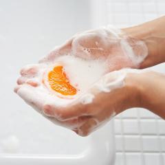 equalto Fruit Soap オレンジ / イクォルト フルーツソープ 石鹸  ハンドソープ