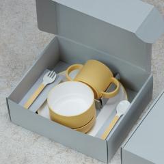 タック ギフトボックス スタンダードカトラリー イエロー | tak gift box standard cutlery 日本製 電子レンジ、食洗機OK
