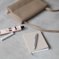 イトウ バインダリー ノート ブック 無地 A6 Gray / ITO BINDERY Notebook ノート 日記 日本製 伊藤バインダリー