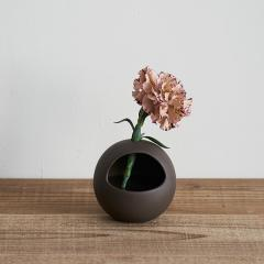 カビン ブラウン /  Kabin Brown 花瓶