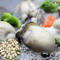 ジャンボ広島かき1kg(解凍後850g/30粒前後2Lサイズ)送料無料 【カキ】【牡蠣】【鍋】