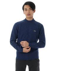 AH9212-W7X-005-厚手ウール ニットセーター