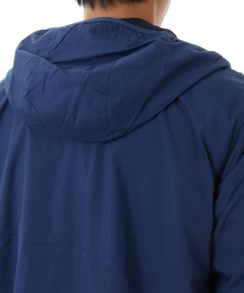 BH5431-DY4-050-撥水性 フード付き ジャケット