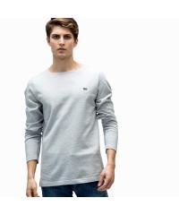 TH205E-HT1-005-コットンピケバスクTシャツ (長袖)