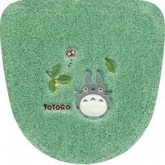 <LOHACO> となりのトトロ もりのかぜ 洗浄便座用ふたカバー グリーン画像