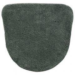 5%OFFクーポン対象商品 B.B.collection クッショニー 洗浄便座用ふたカバー グレー 洗える 無地 モノトーン おしゃれ クーポンコード:V6DZHN5