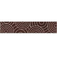 M+home ブロンクス ロングマット 約55×270cm ブラウン