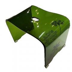 サリナ バスチェア 風呂椅子 Mサイズ グリーン