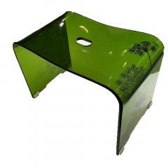 サリナ バスチェア 風呂椅子 Lサイズ グリーン