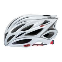 OGK MS2 メンズ レディース 自転車ヘルメット 226121MS-2 パールホワイト(Men's、Lady's)
