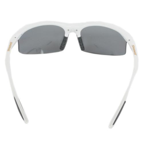 スワンズ(SWANS) 偏光 サングラス スポーツサングラス VICG1-0051 W ホワイト(Men's、Lady's)